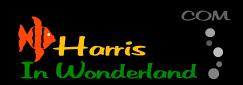 HOME - HarrisInWonderland.com